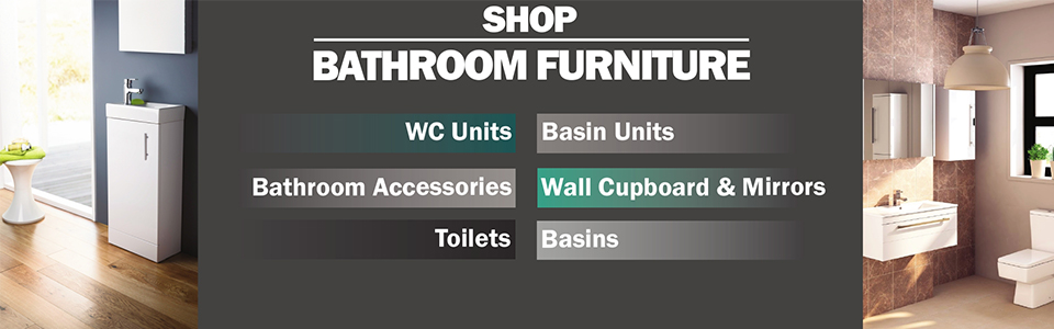 Shop Toilets, Basins and Bathroom Furniture