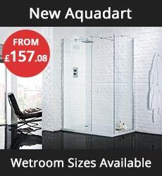Aquadart Wetroom Screens