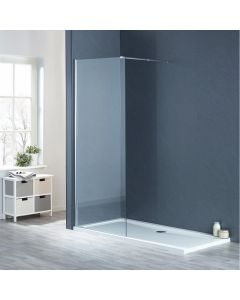 Aqua-I8 Wetroom Screen Panel 700mm x 1900mm High