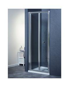 Aqua-I6 Bifold Shower Door 1000mm x 1850mm High