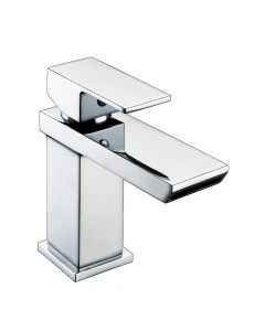Niagra Mono Basin Mixer with Push Button Waste