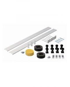 Aqua-I & MX Shower Riser Kit For Square, Rectangle Shower Trays (Up to 1200mm)