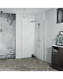 Aquadart Walk-In Wetroom 8 Ceiling Support Arm 425mm