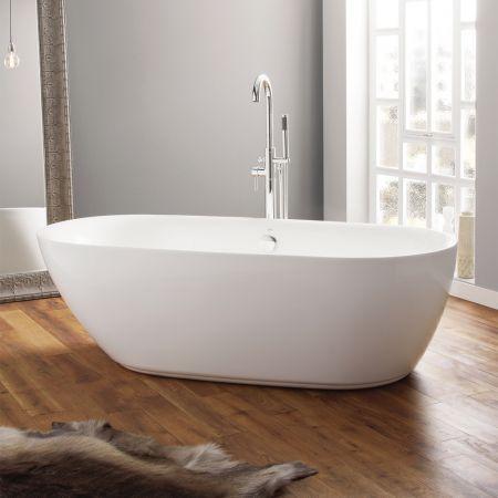 April Cayton Contemporary Freestanding Bath 1800mm x 840mm