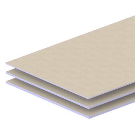 Aqua-I Wetroom 10mm Tile Backer Board For Walls and Floors 1200mm x 600mm (10 Pack)