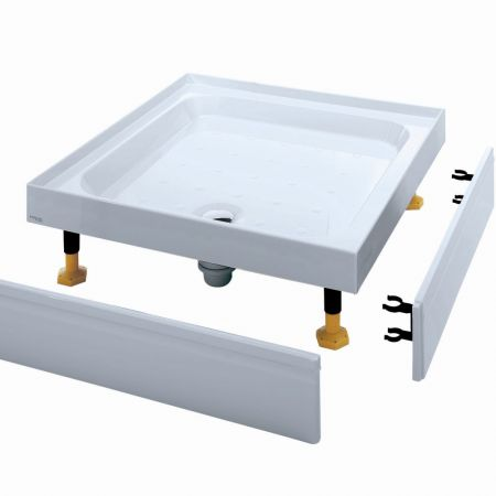 Extra 800mm Panel for Coram Riser Shower Tray