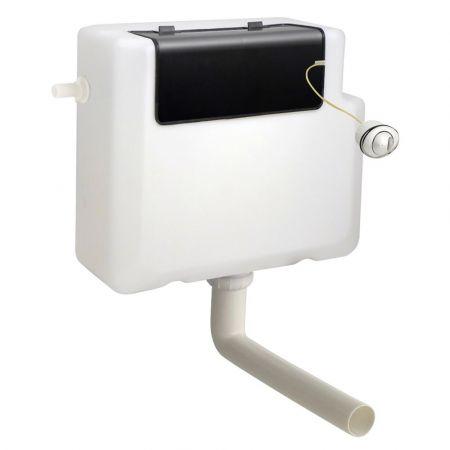Roma Vital Dual Flush Concealed Cistern
