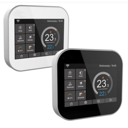 Underfloor Heating Touch Screen Control